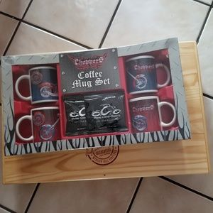 Orange County Choppers Collectable Mug Set New